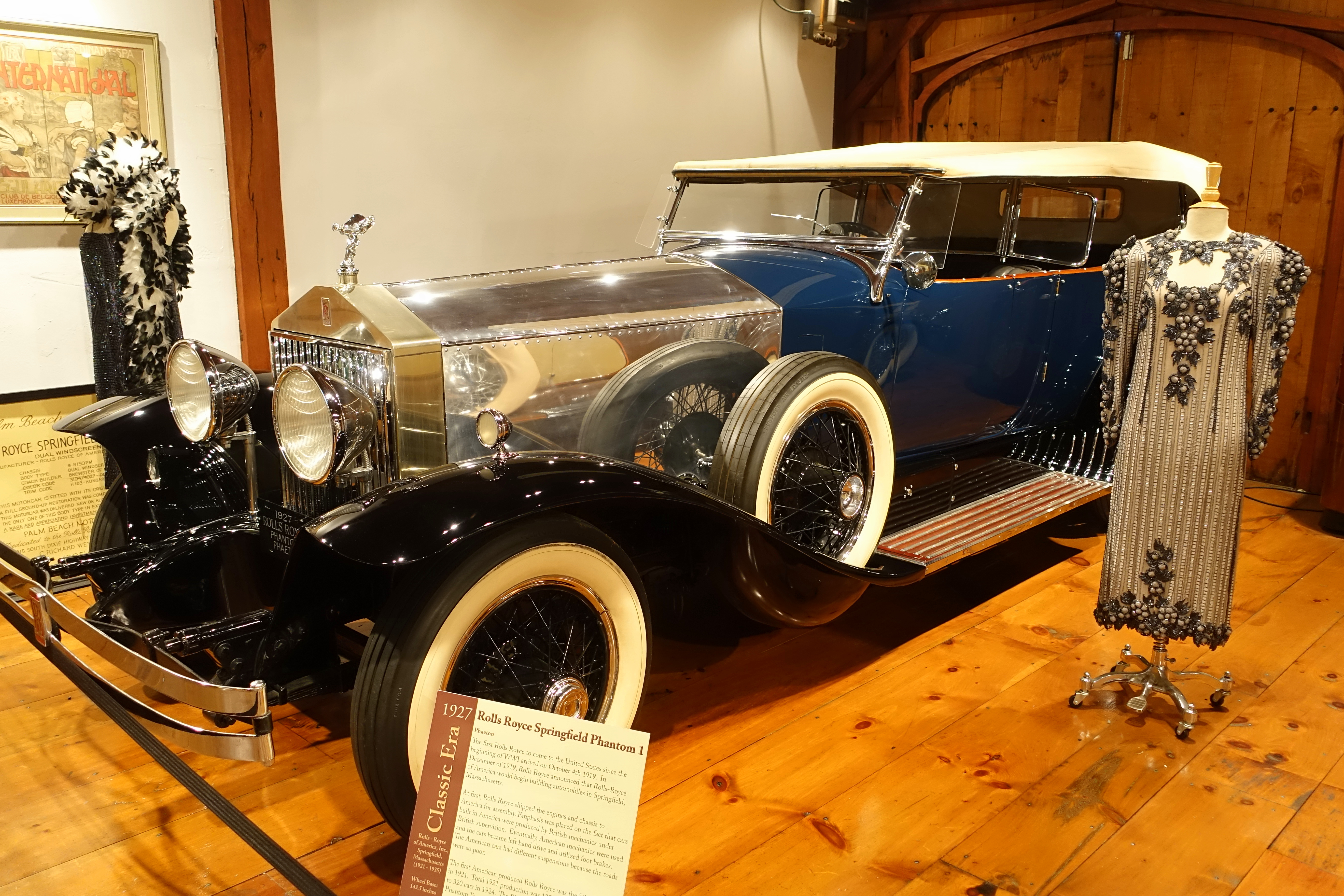 File:1927 Rolls Royce Springfield Phantom 1 - Collings