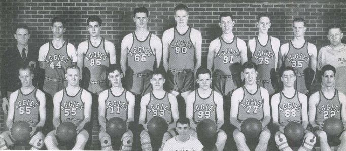 1945–46 Oklahoma A&M Aggies men's basketball team - Wikipedia