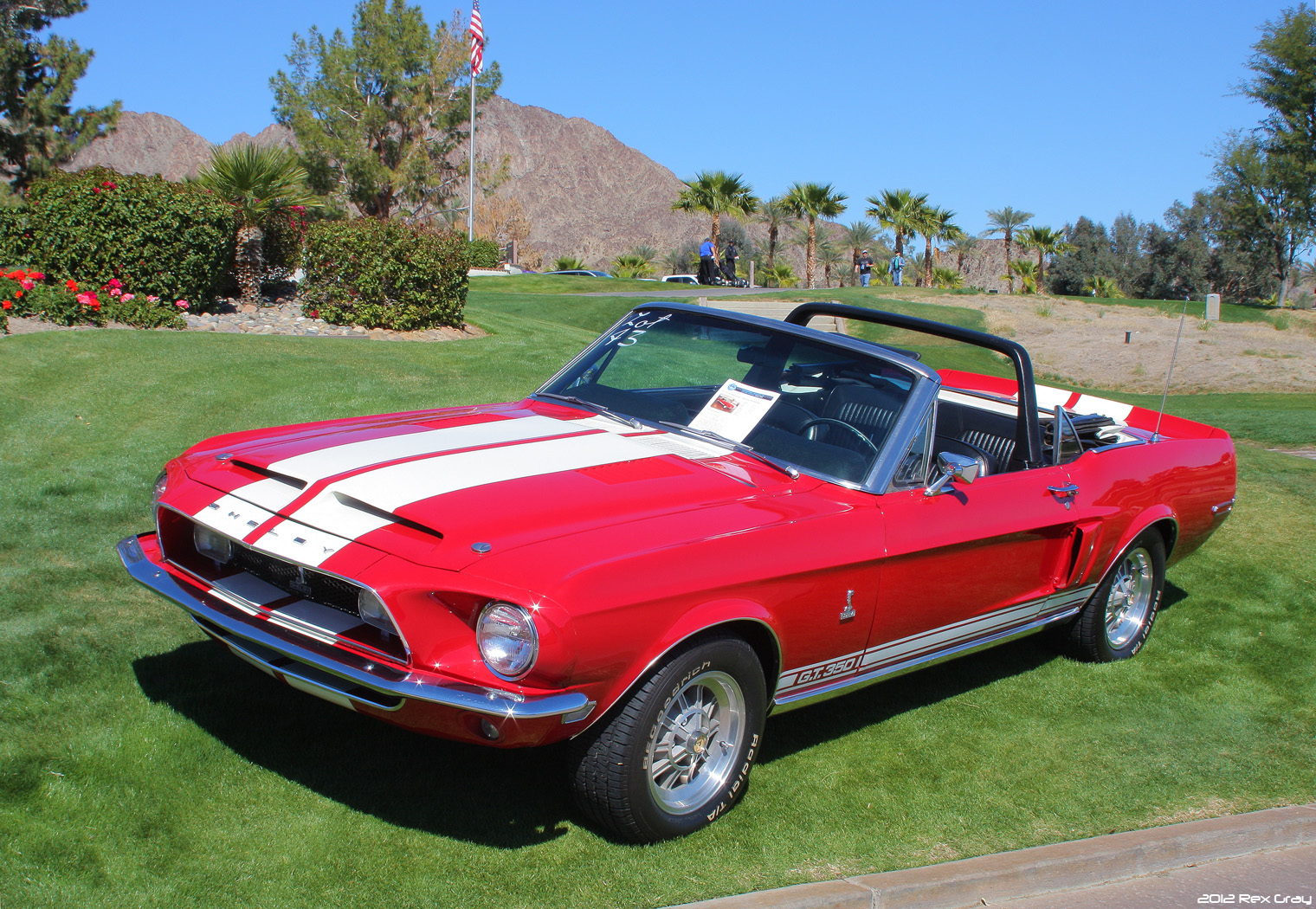 Original Mustang Shelby >> File:1968 Ford Shelby GT350 Convertible - fvl.jpg ...