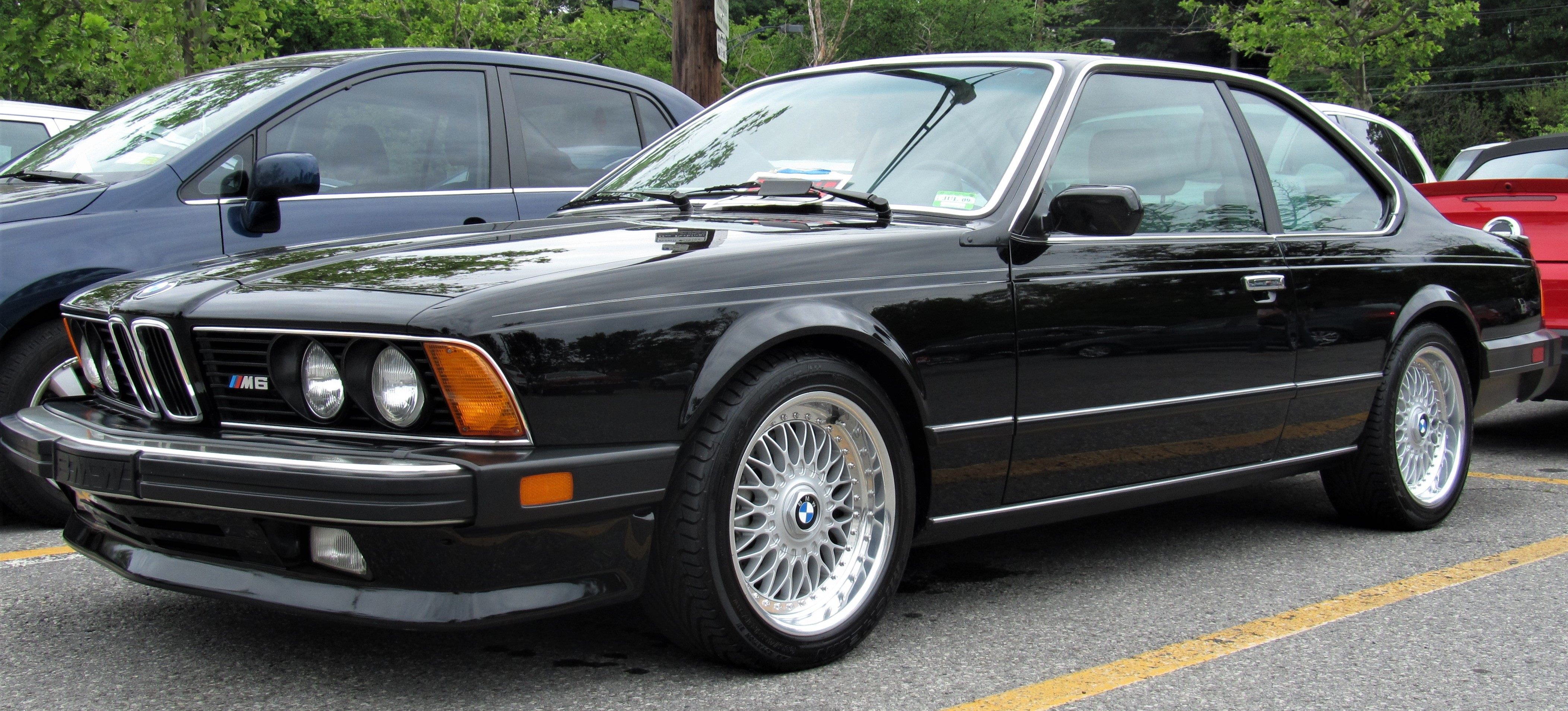 Image result for 1987 bmw m6