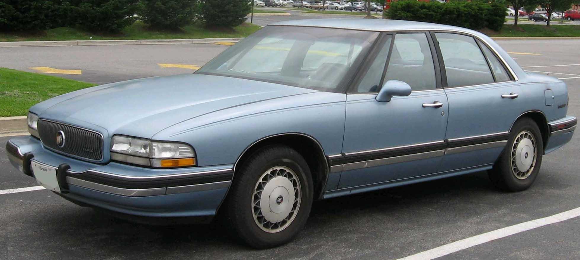 1996 Buick Lesabre >> File 1992 96 Buick Lesabre Jpg Wikimedia Commons