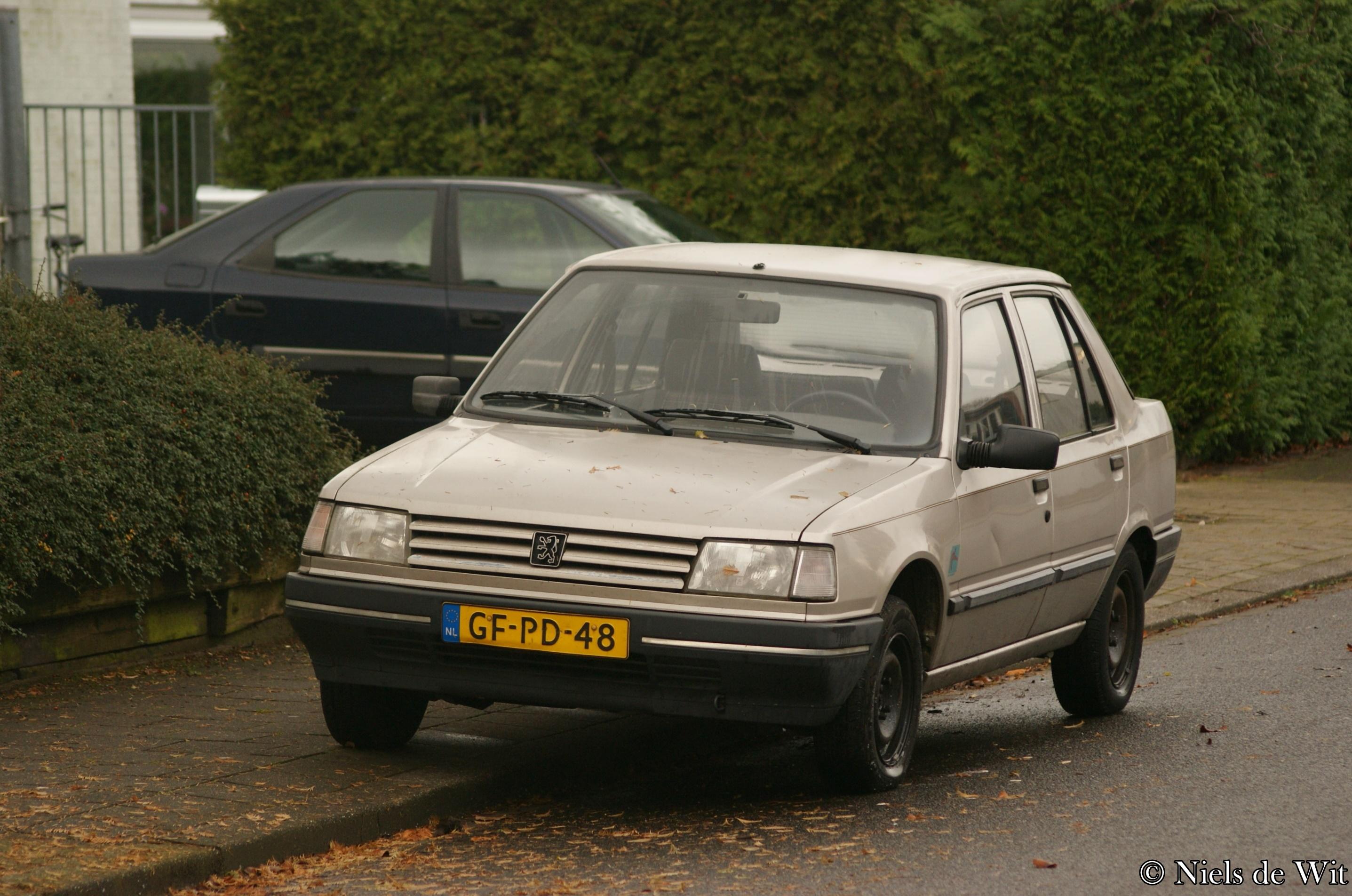 File 1993 Peugeot 309 Gr 1 4 Plus 15958501766 Jpg Wikimedia Commons