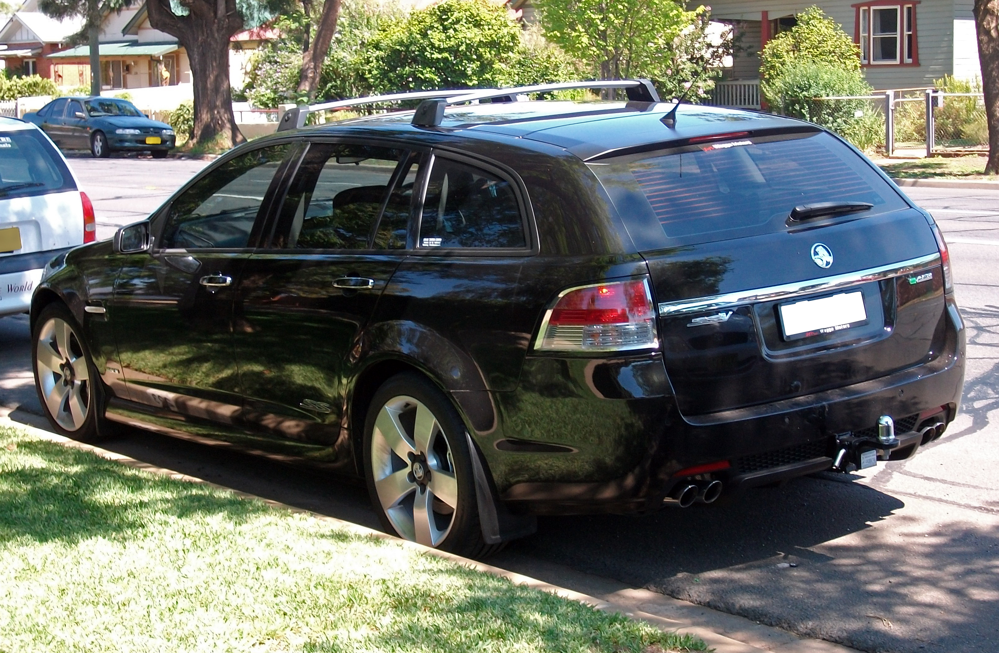 100 reviews ve ss sportwagon on margojoyo file2009 holden ve commodore my10 ss v special edition vanachro Images
