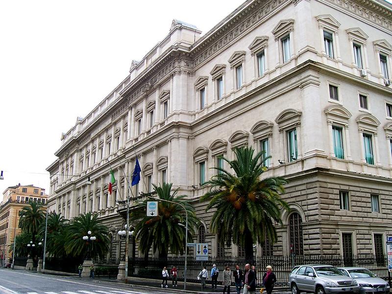 Palazzo Koch, Bank of Italy