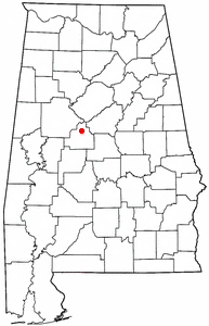 Loko di West Blocton, Alabama
