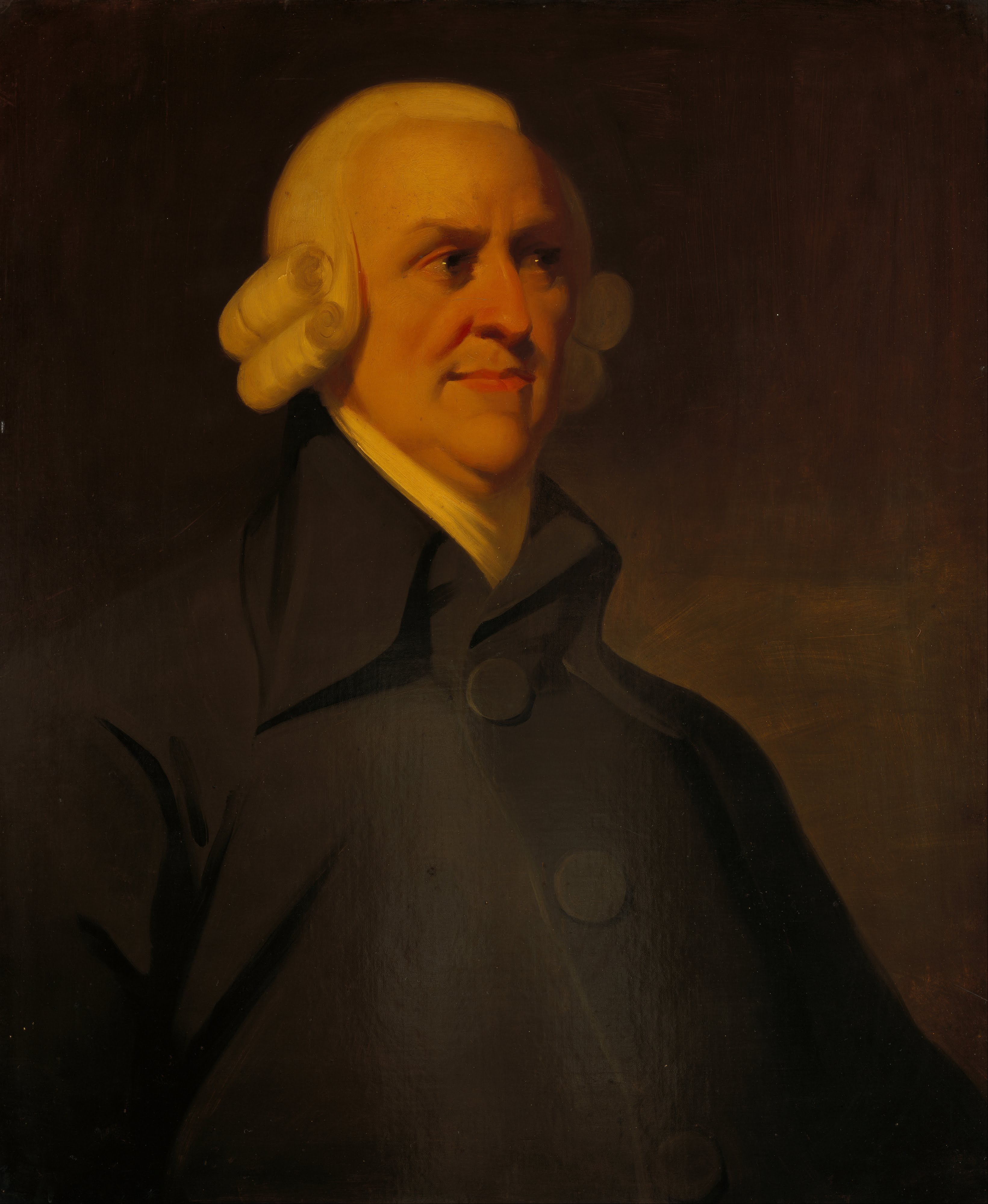 Adam smith biography summary