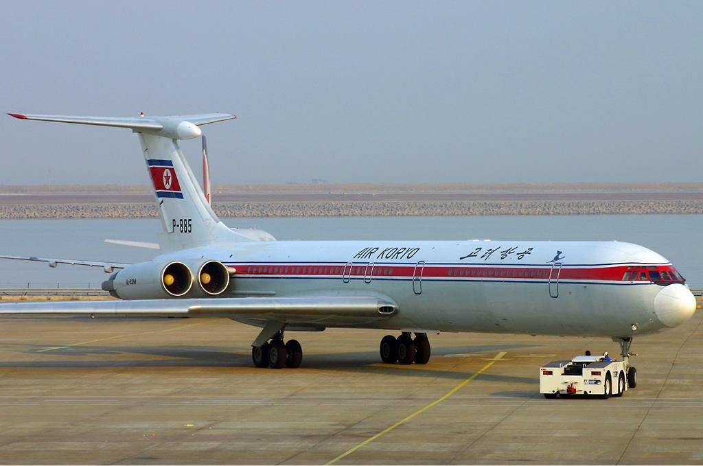 Air Koryo Il 62m