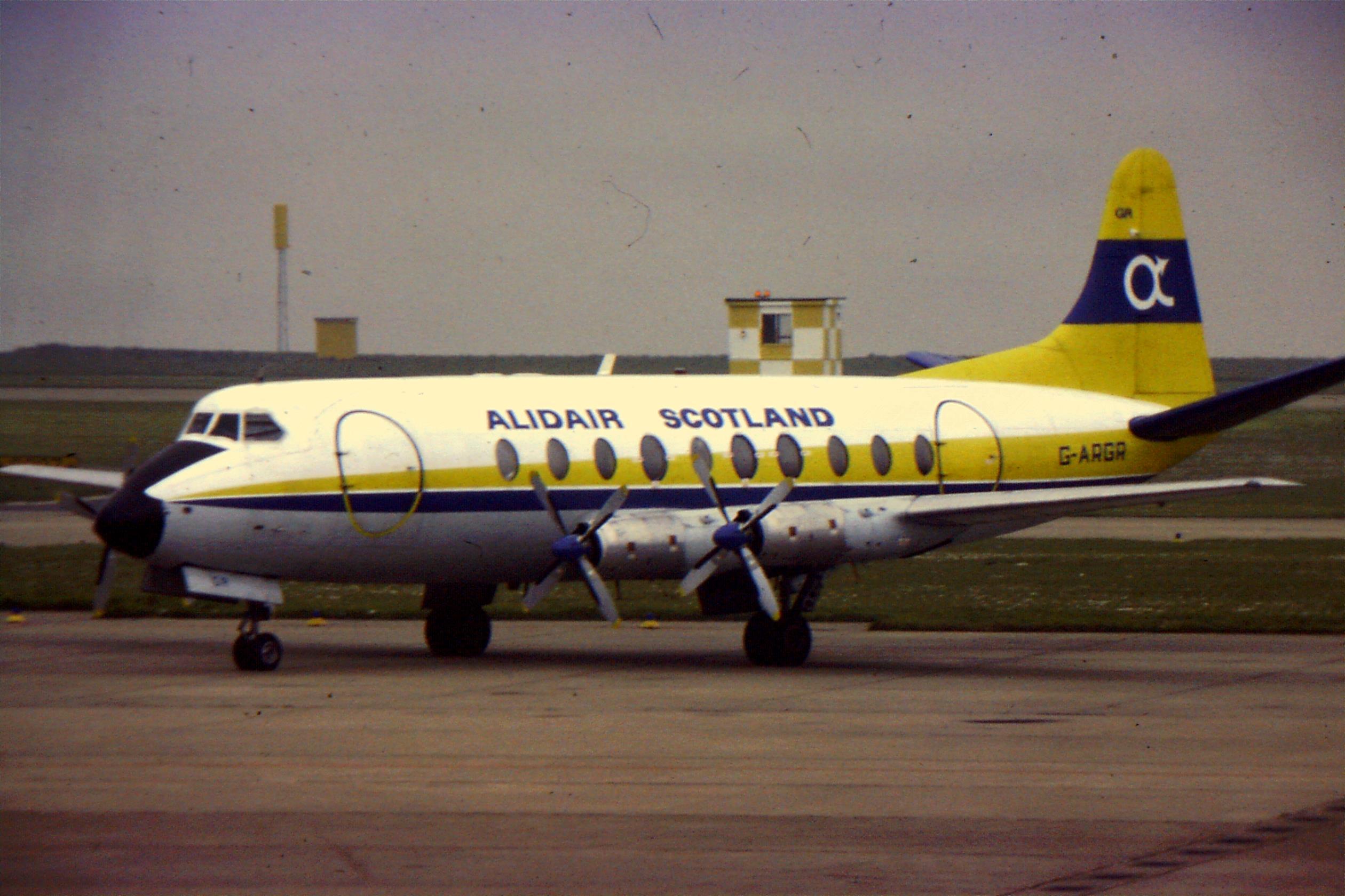 Pin de Charles Lowes en Vickers Viscount / Vangurd
