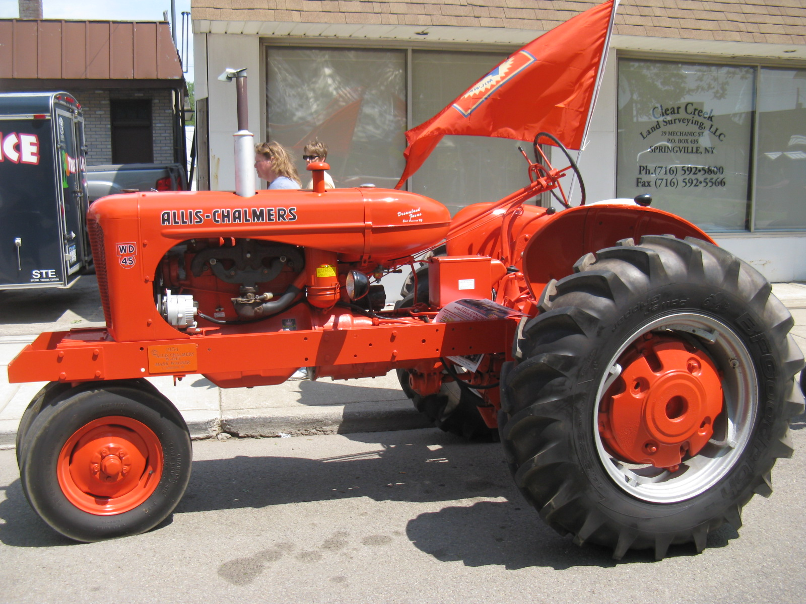 Allis Chalmers Wd45 : File allis chalmers wd g wikimedia commons