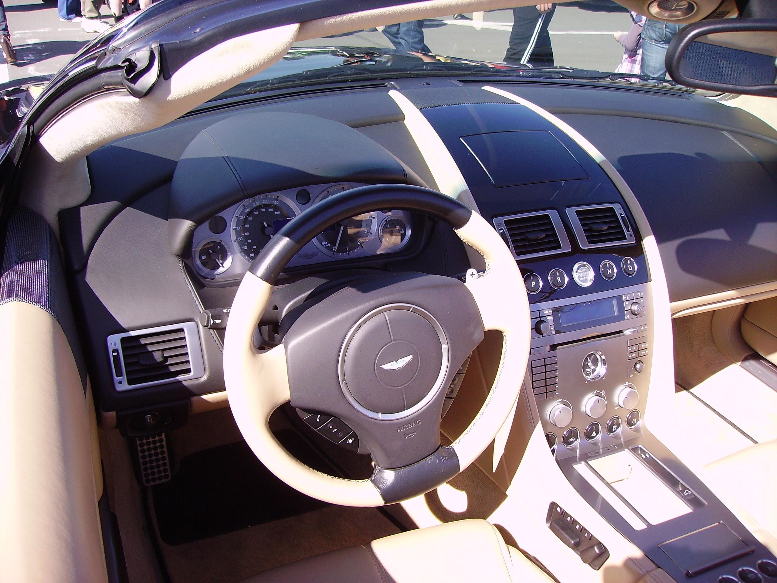 file:aston martin db9 volante-dashboard - wikimedia commons