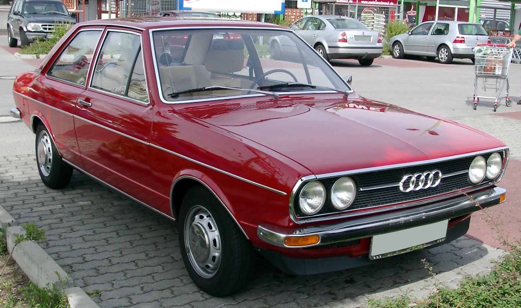 Audi 80 B1 - Wikiwand