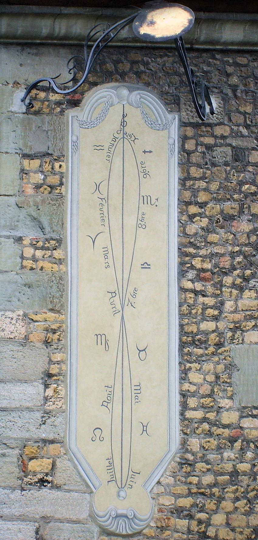 Kalendarz z kościoła Marii Magdaleny w Avenches