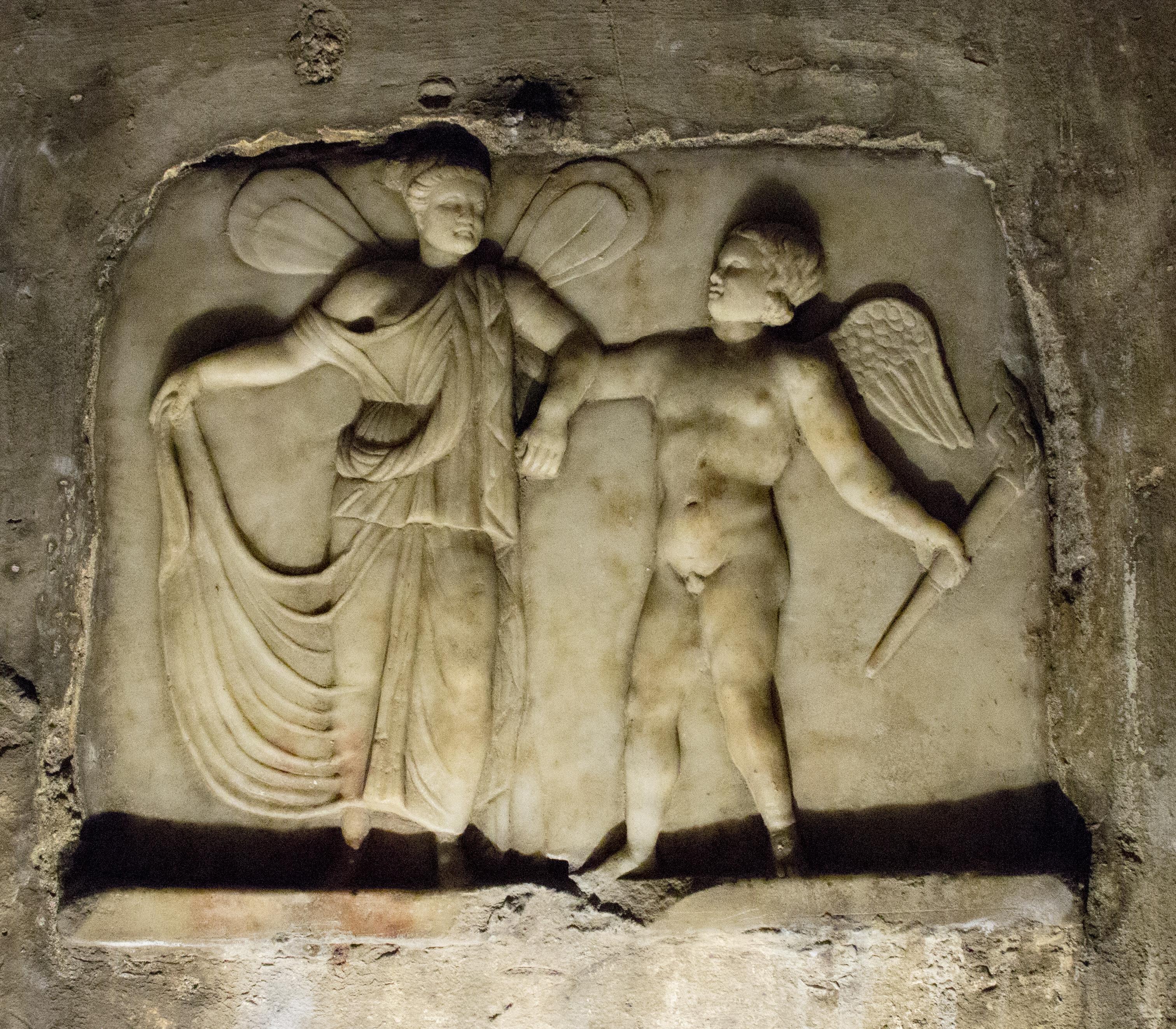 Bassorilievo del Mitreo