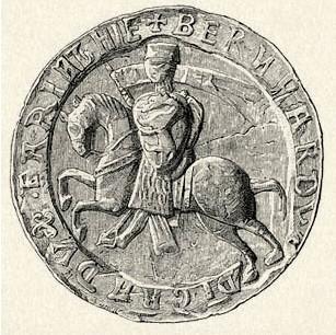 Bernhard von Spanheim Duke of Carinthia
