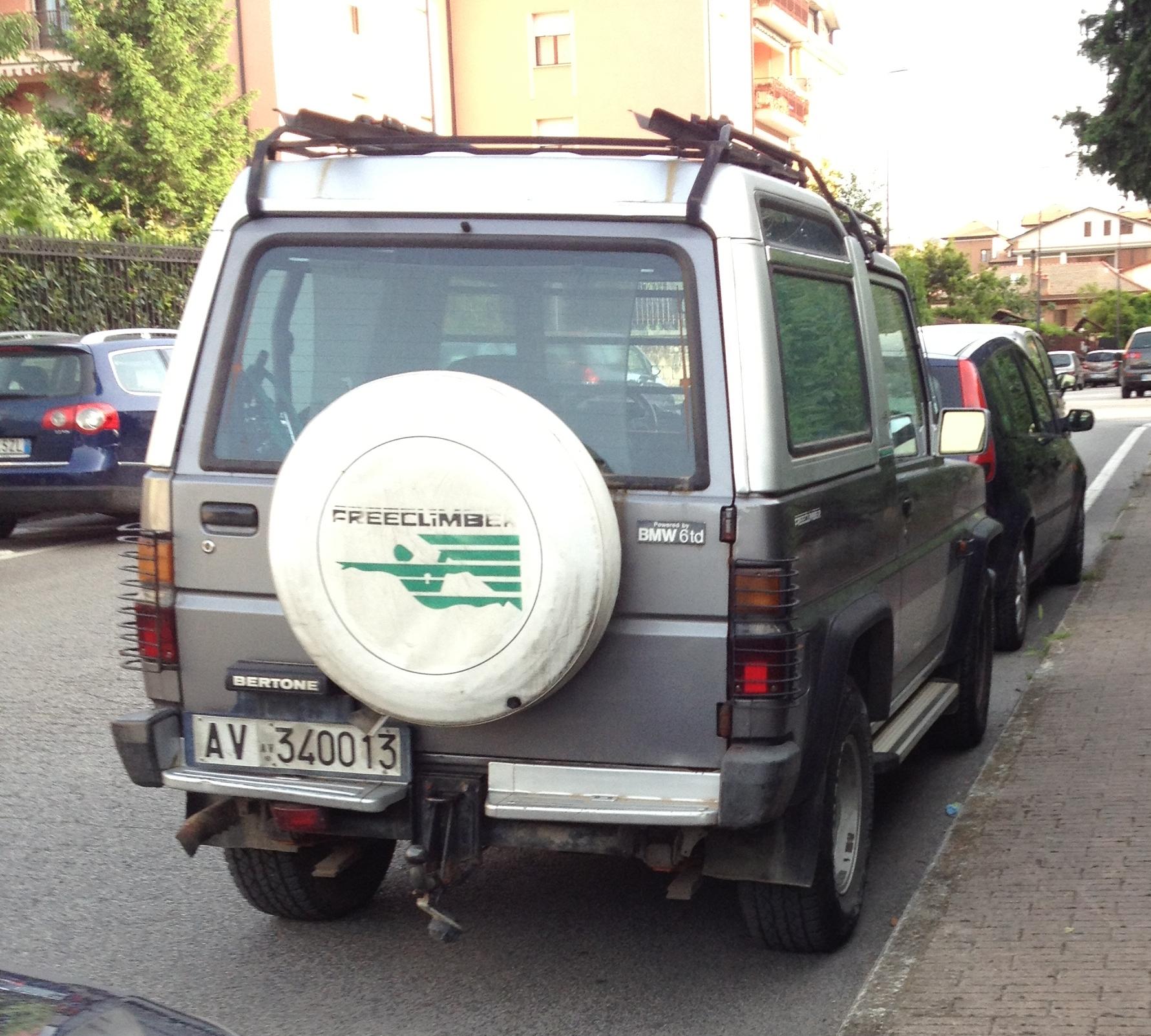Daihatsu Rugger Wikipedia Wiring Diagram Taft Rocky Bertone Freeclimberedit