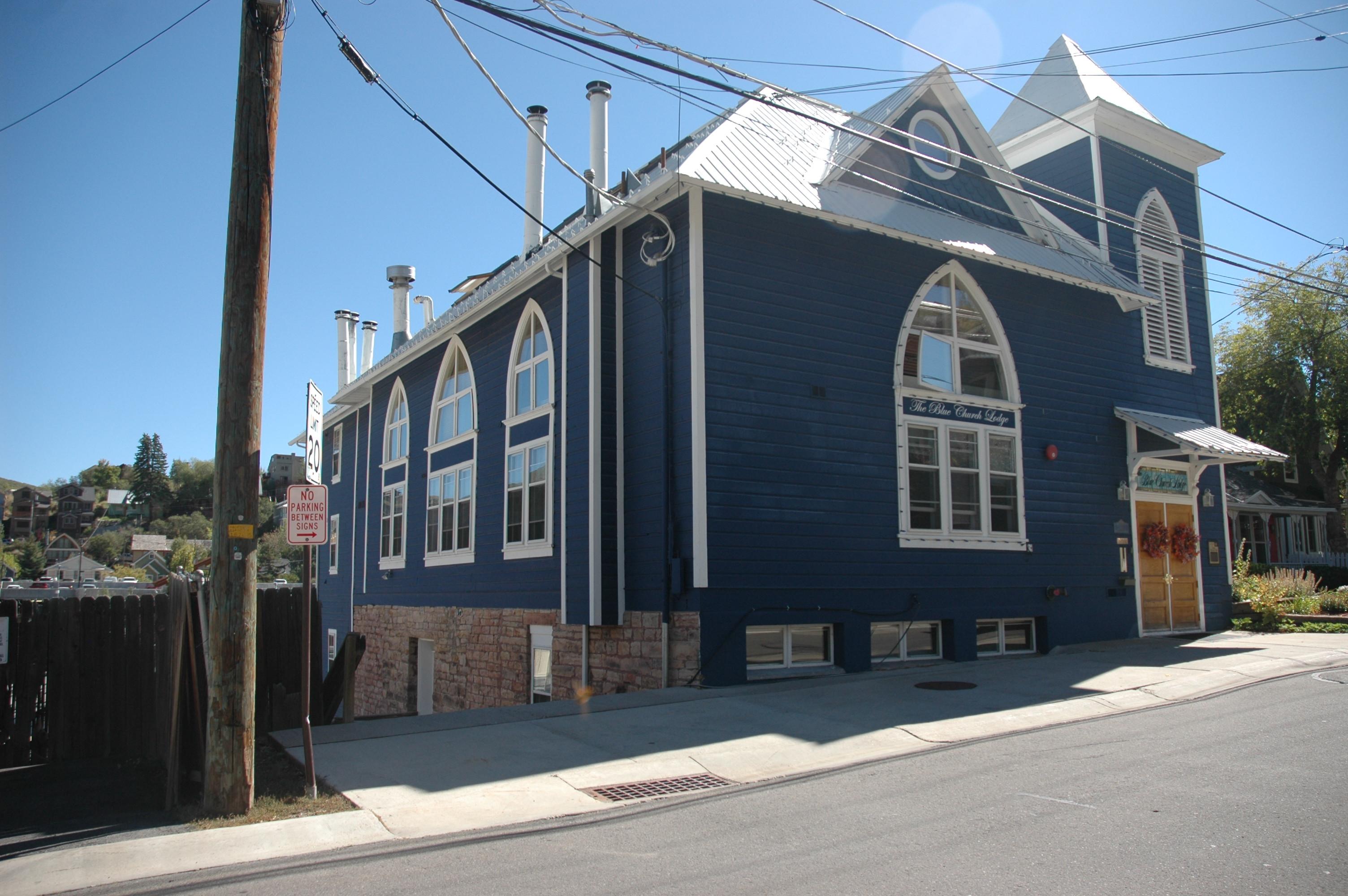 Blue Church Lodge File:blue Church Lodge Park