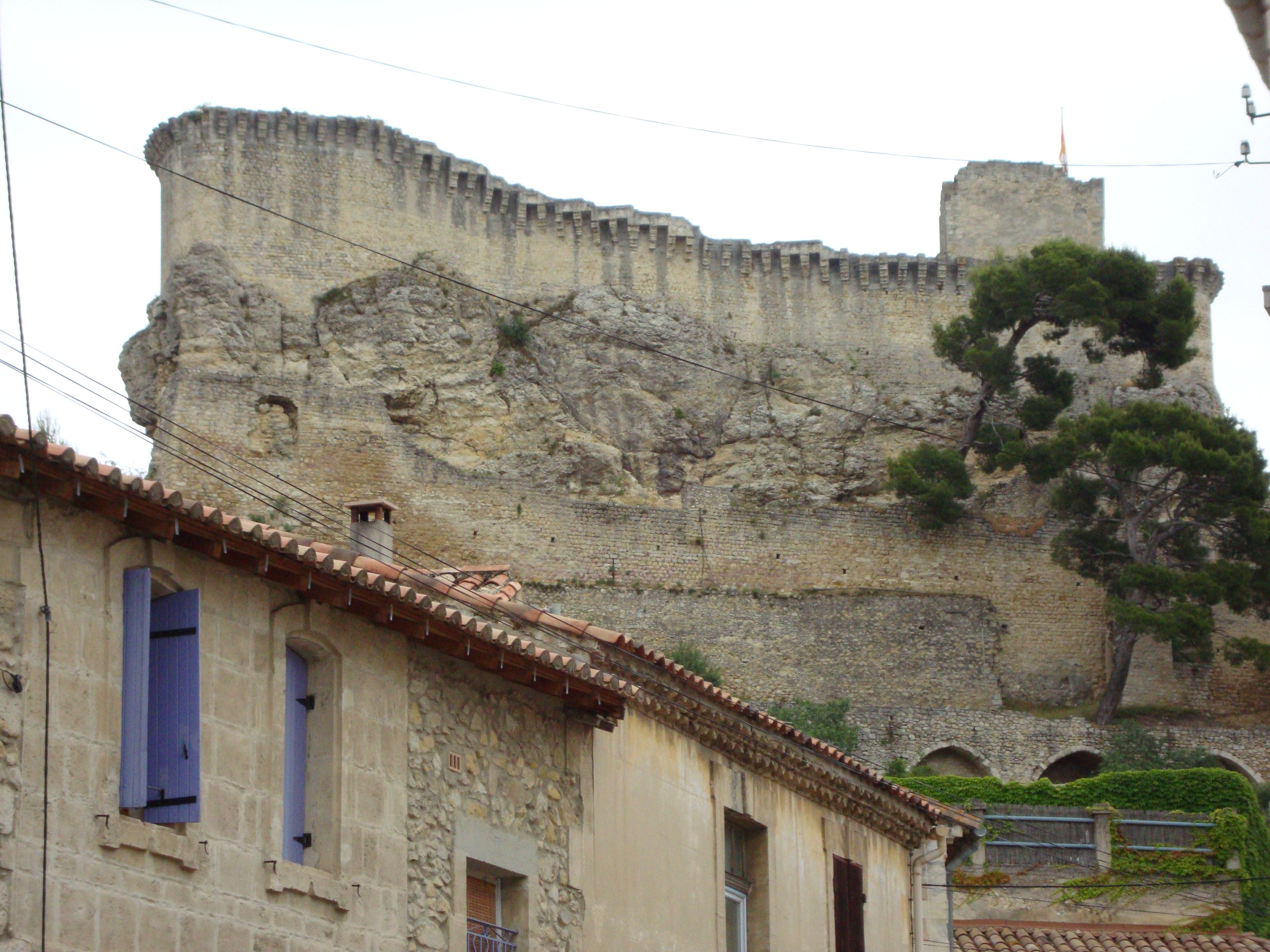 File boulbon bouches du rh ne fr forteresse jpg for Bouches du rhones