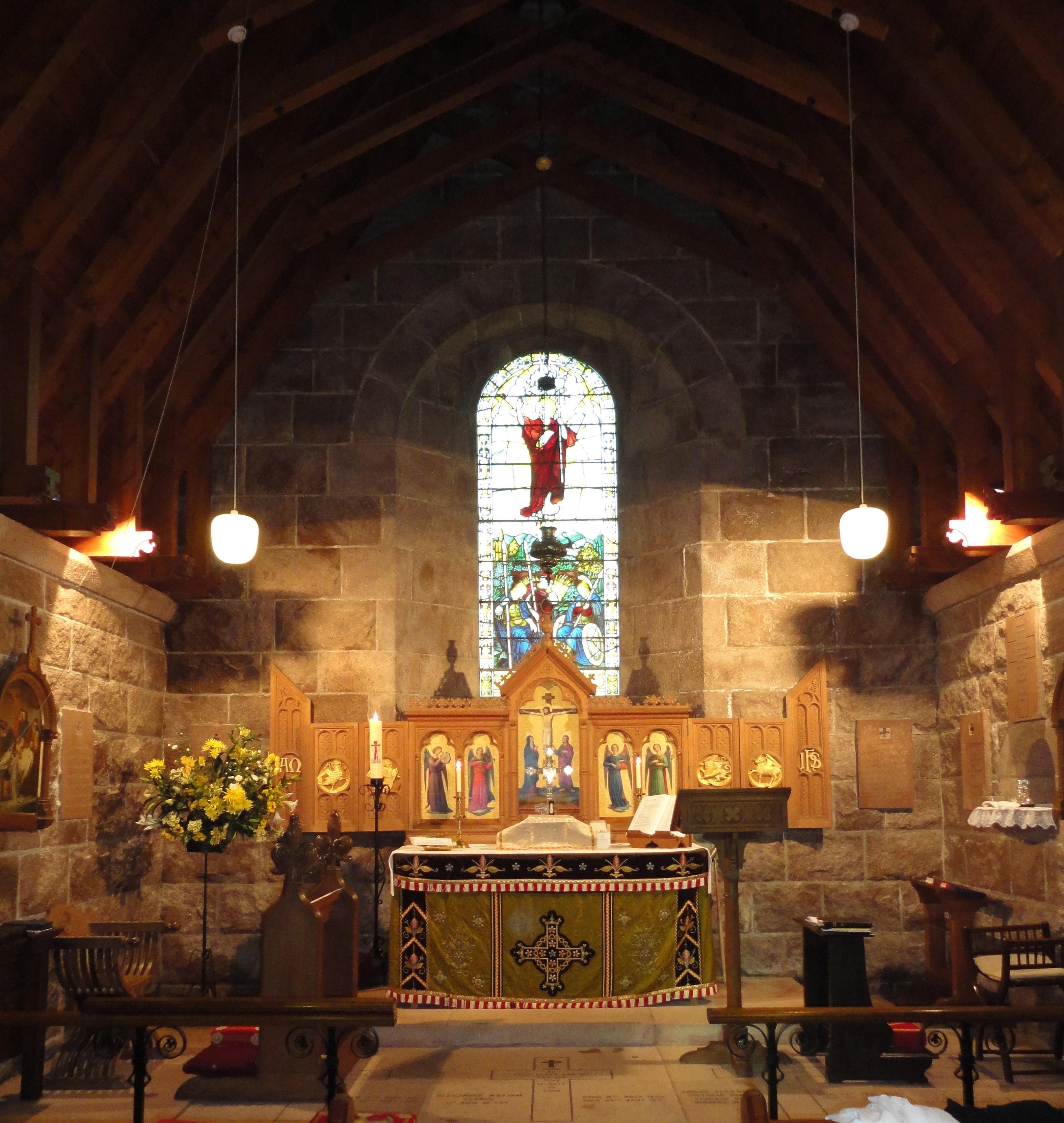 File:Braemar, Mar Lodge Estate, St Ninian's Chapel
