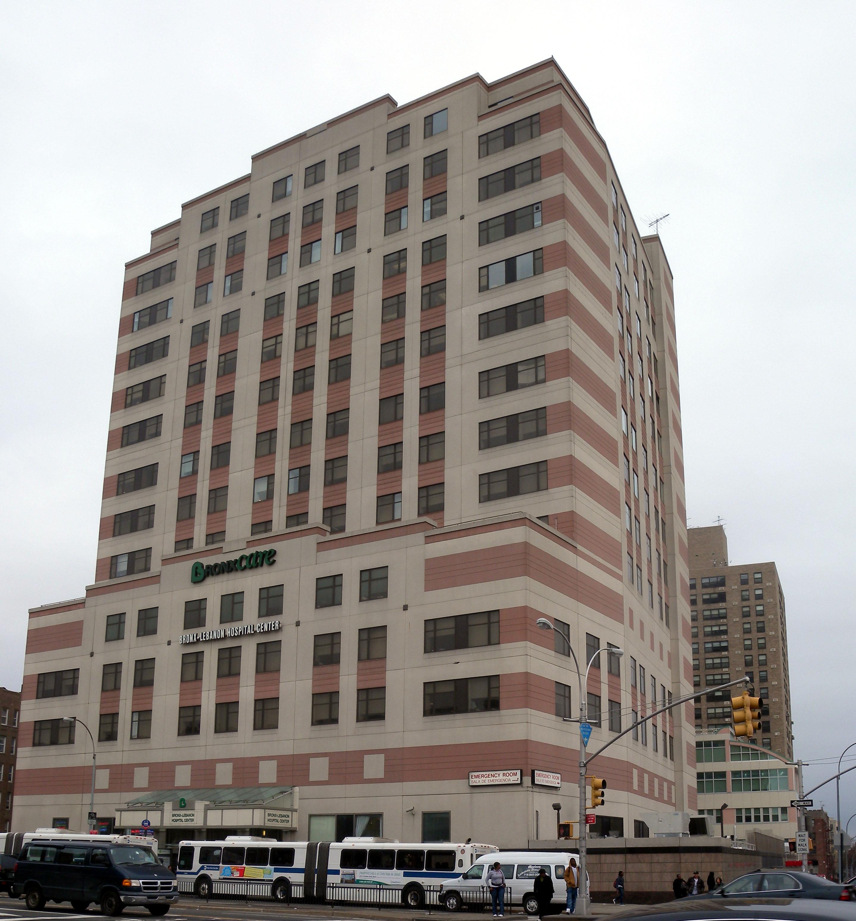 Bronx-Lebanon Hospital Center - Wikipedia