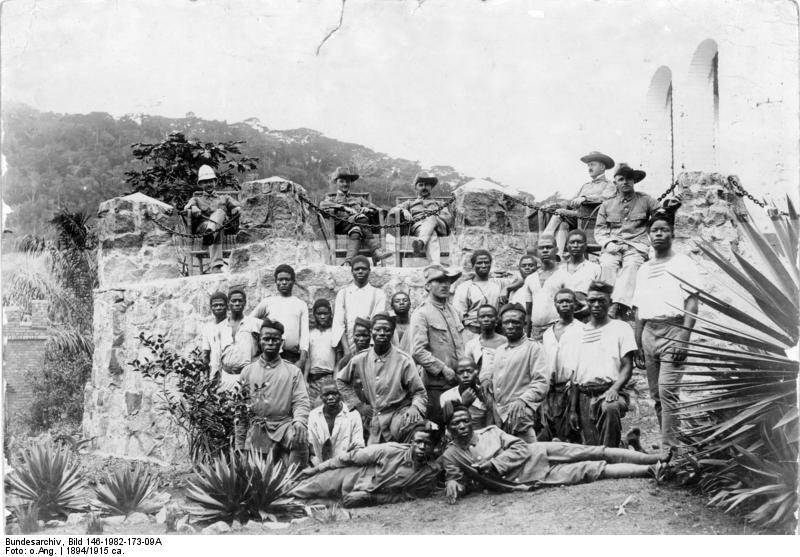 File:Bundesarchiv Bild 146-1982-173-09A, Kamerun, Ebolowa, Schutztruppe.jpg