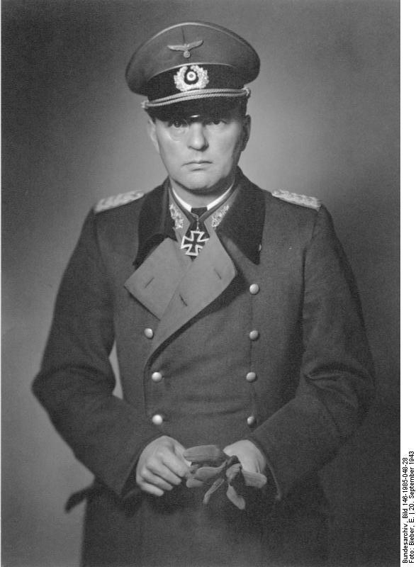 General Eberhard Kinzel