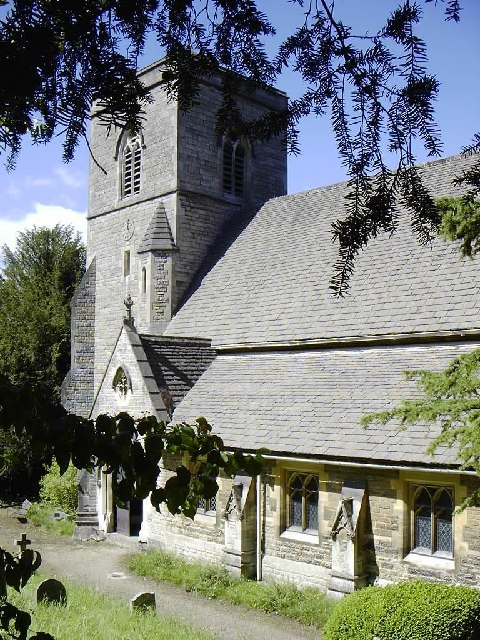 Bussage (Glos) St Michael's Church