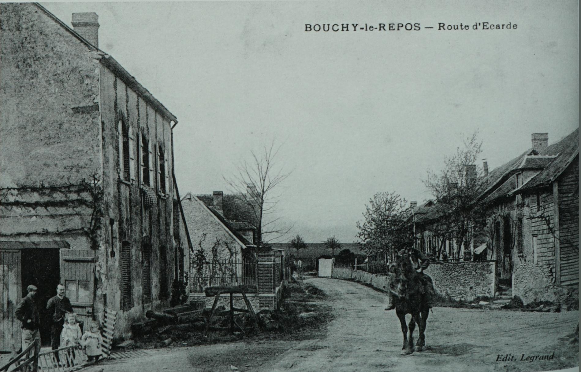 Bouchy-Saint-Genest