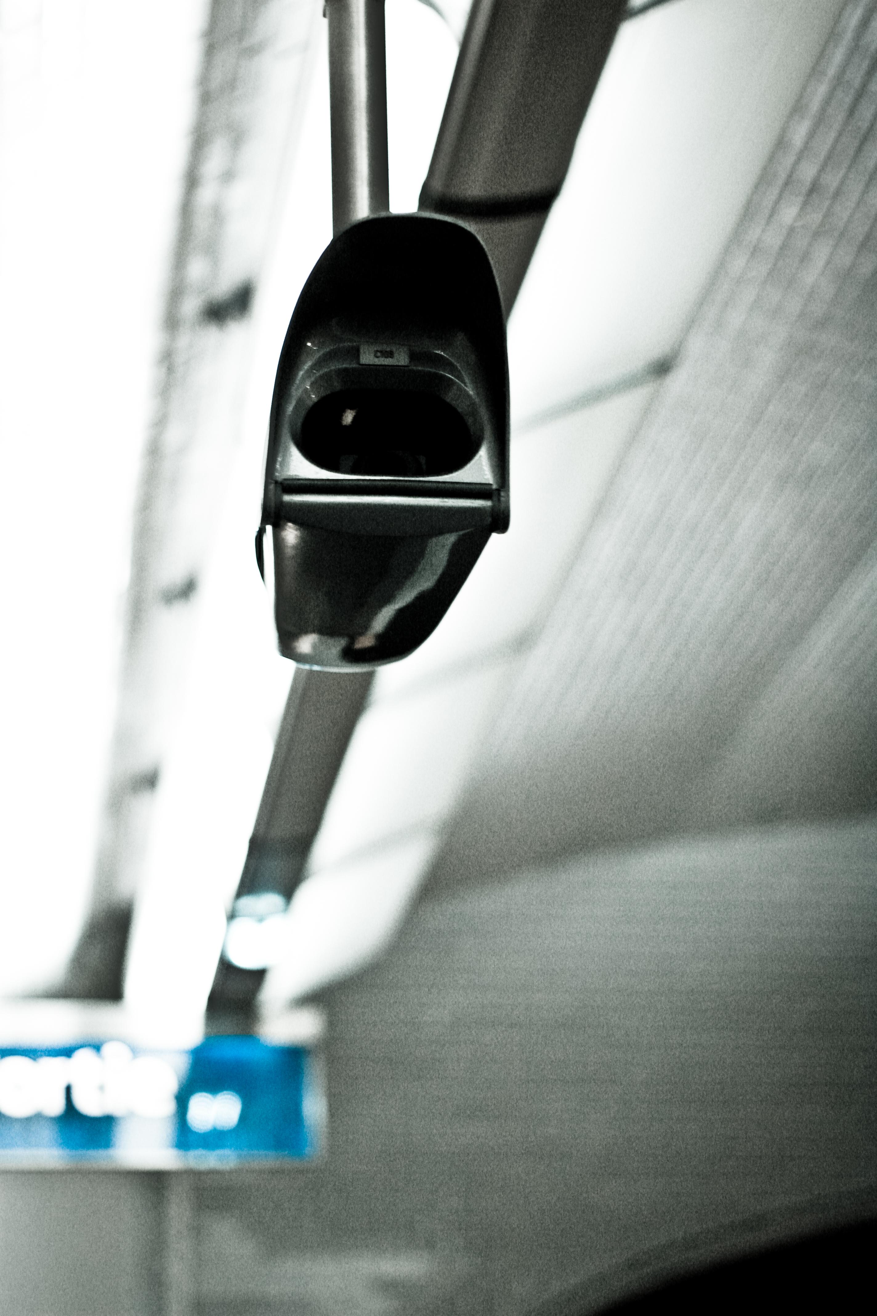 panneau camera de surveillance