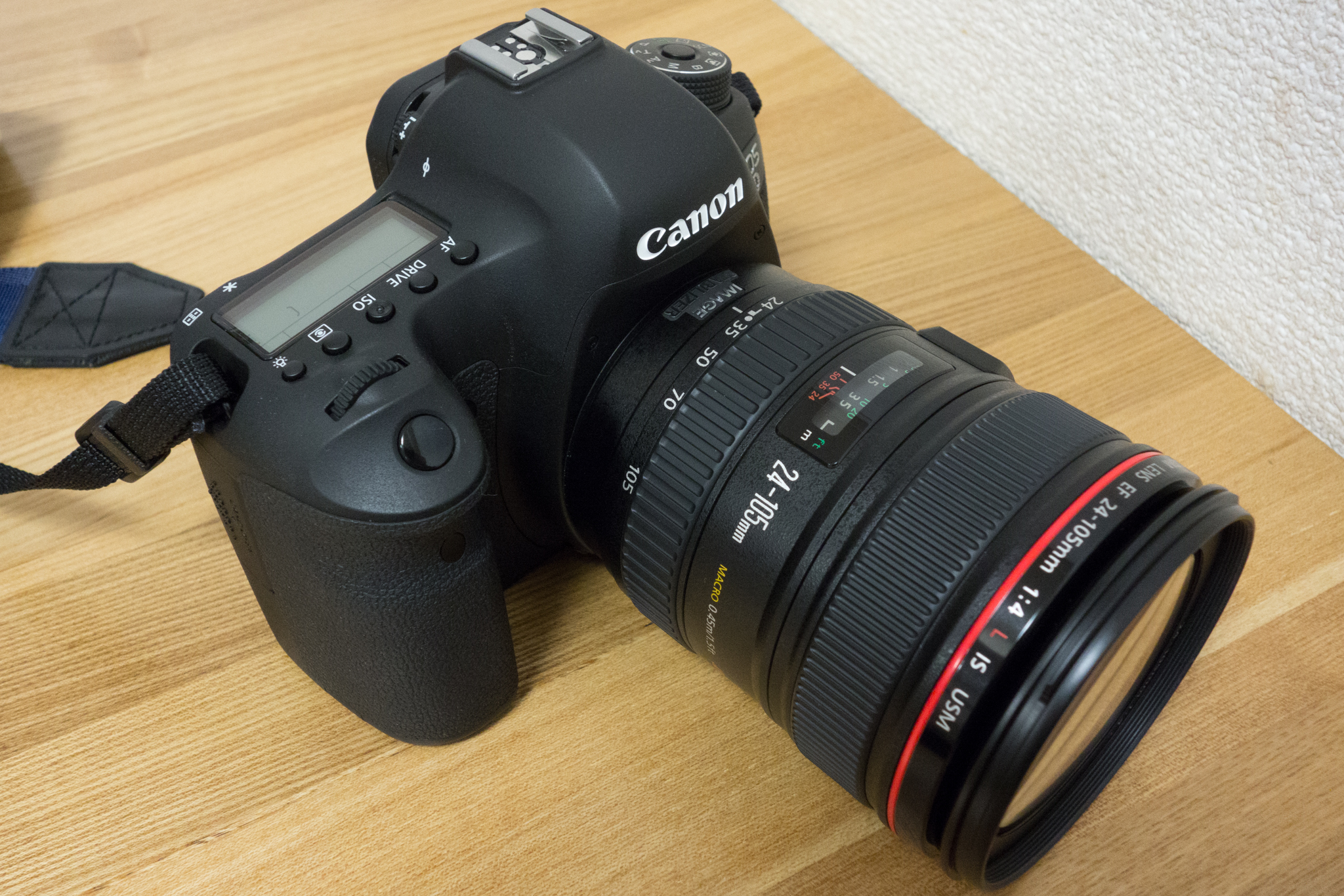 Canon eos 5d mark ii ef 24 105mm is lens kit canon video