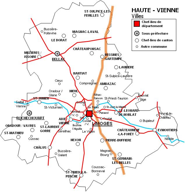 File carte de la haute vienne villes png wikimedia commons for Haute vienne carte
