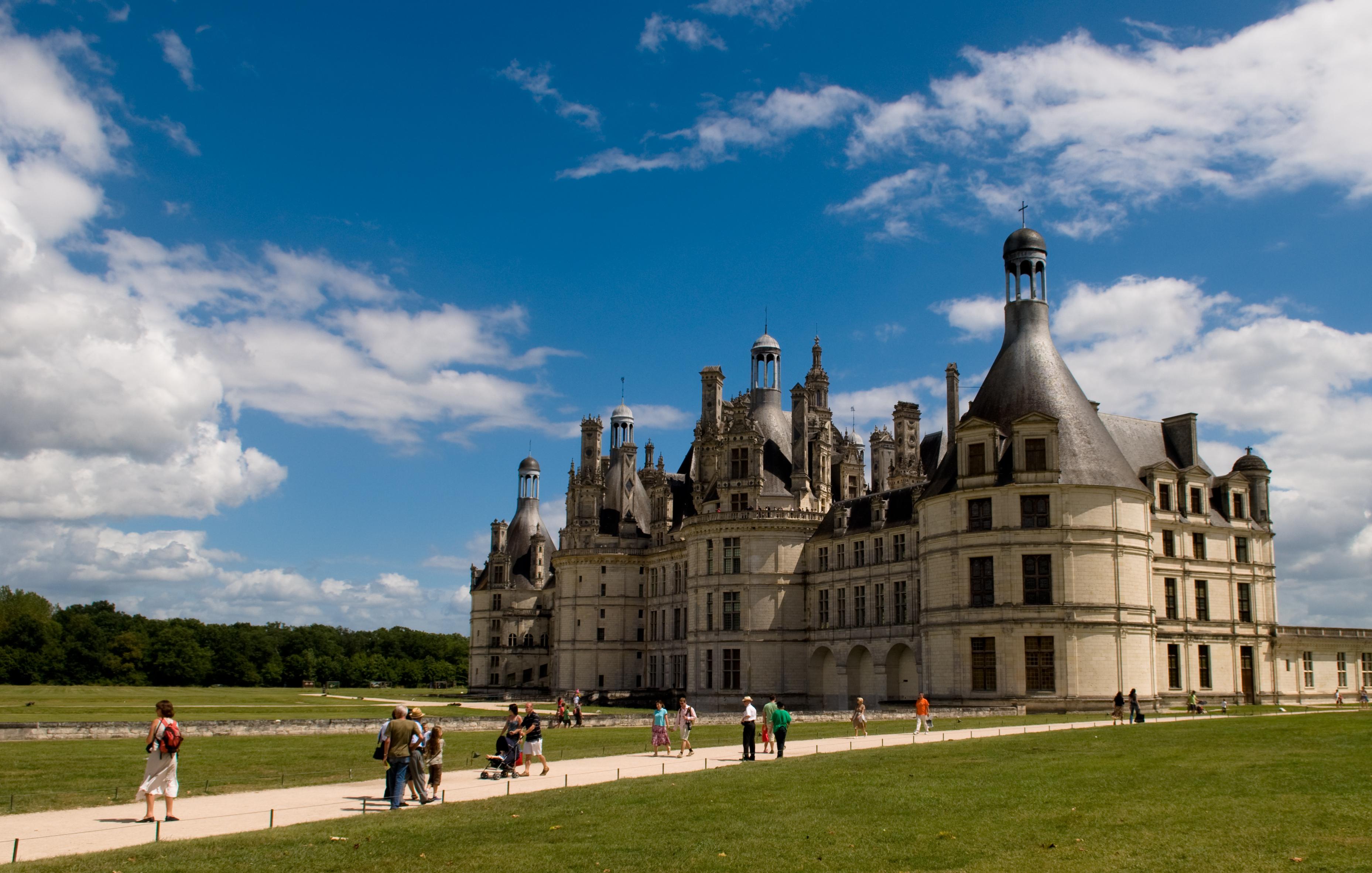 Hotel Chambord France