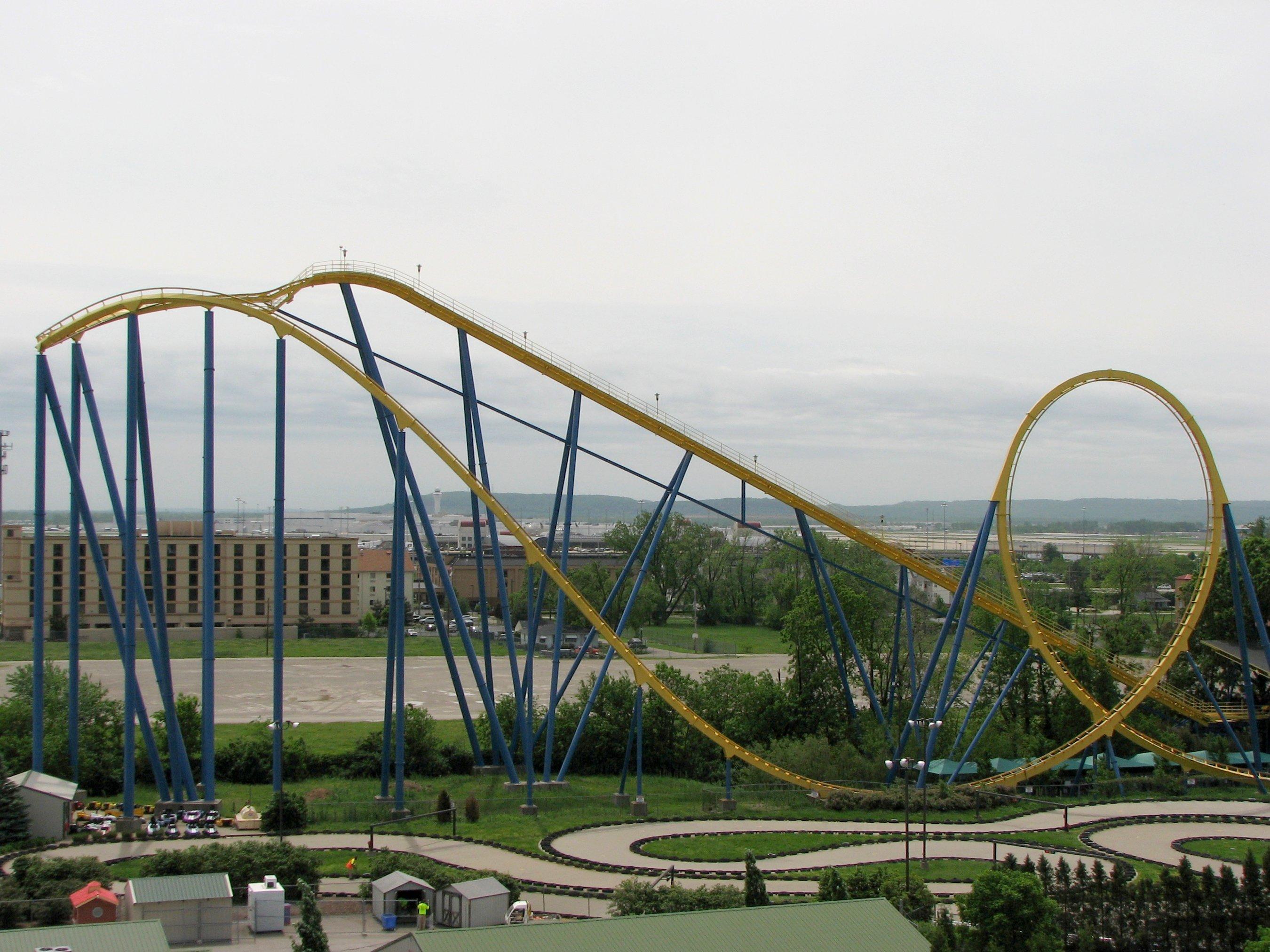 Six Flags Kentucky Kingdom 2012 Six Flags Kentucky Kingdom