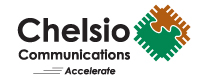 Chelsio Communications Logo