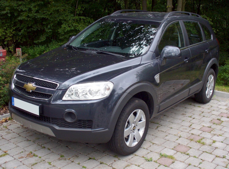 All Chevy chevy captiva horsepower : File:Chevrolet Captiva LS Darkdenimgrey.JPG - Wikimedia Commons