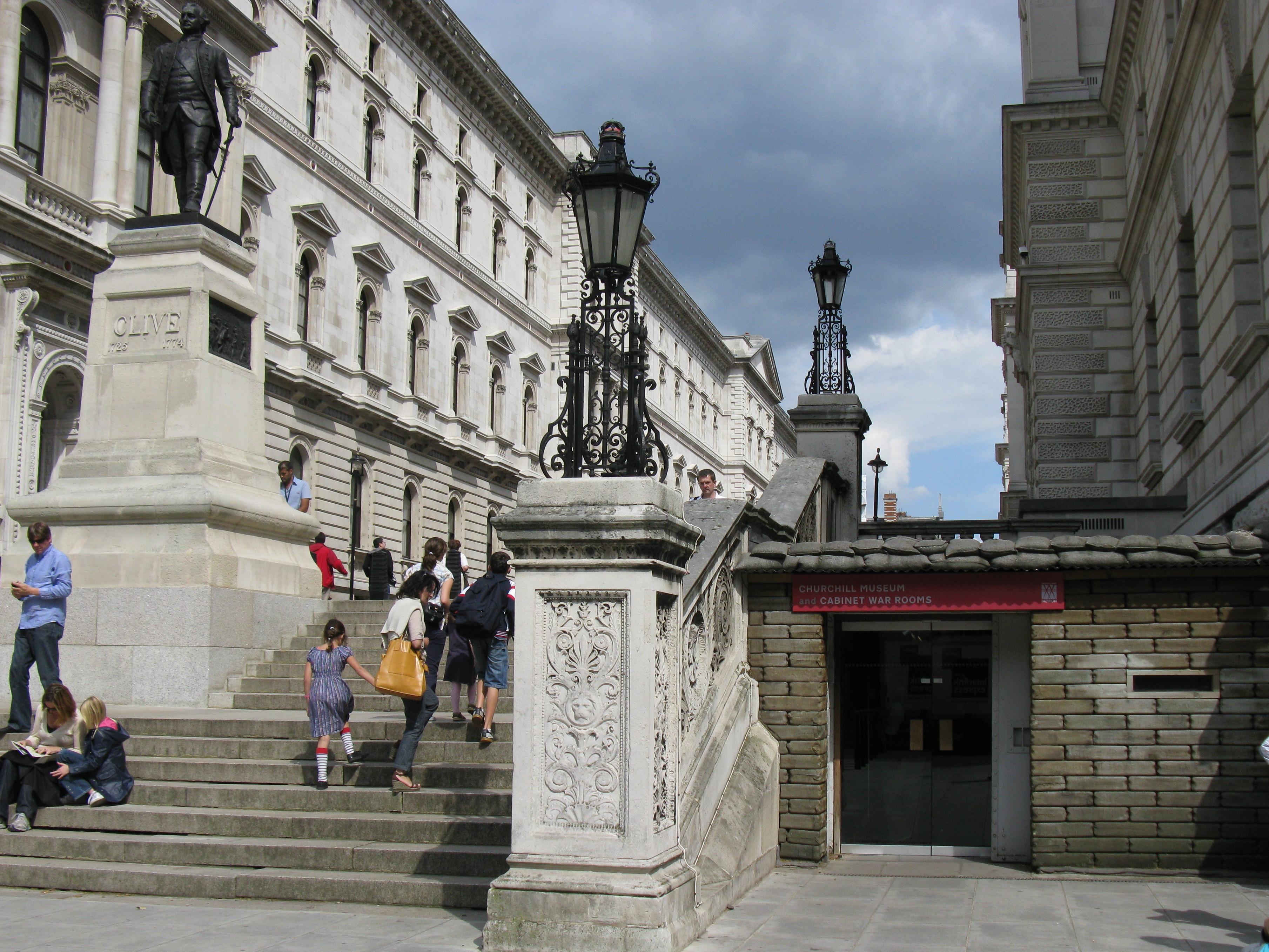 Churchillmuseumcabinetwarrooms.JPG