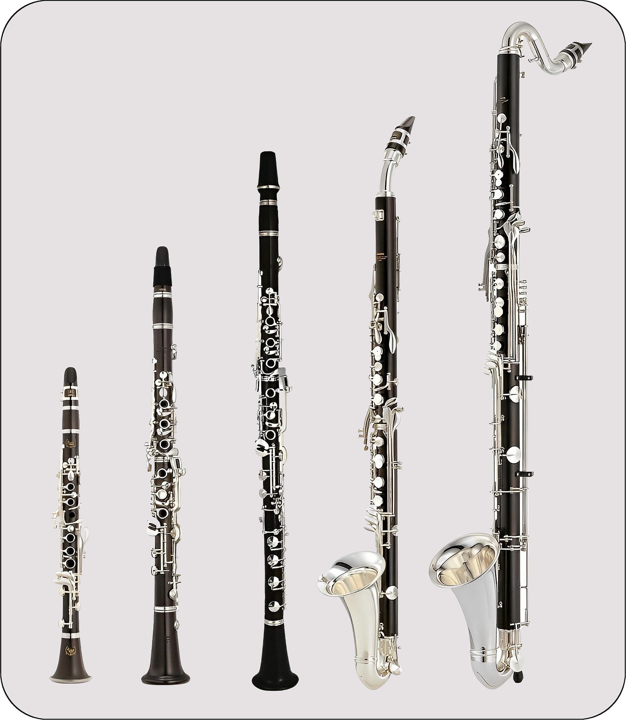 Clarinet Family Wikipedia