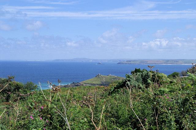 Coastal view, Venton Vision - geograph.org.uk - 899586