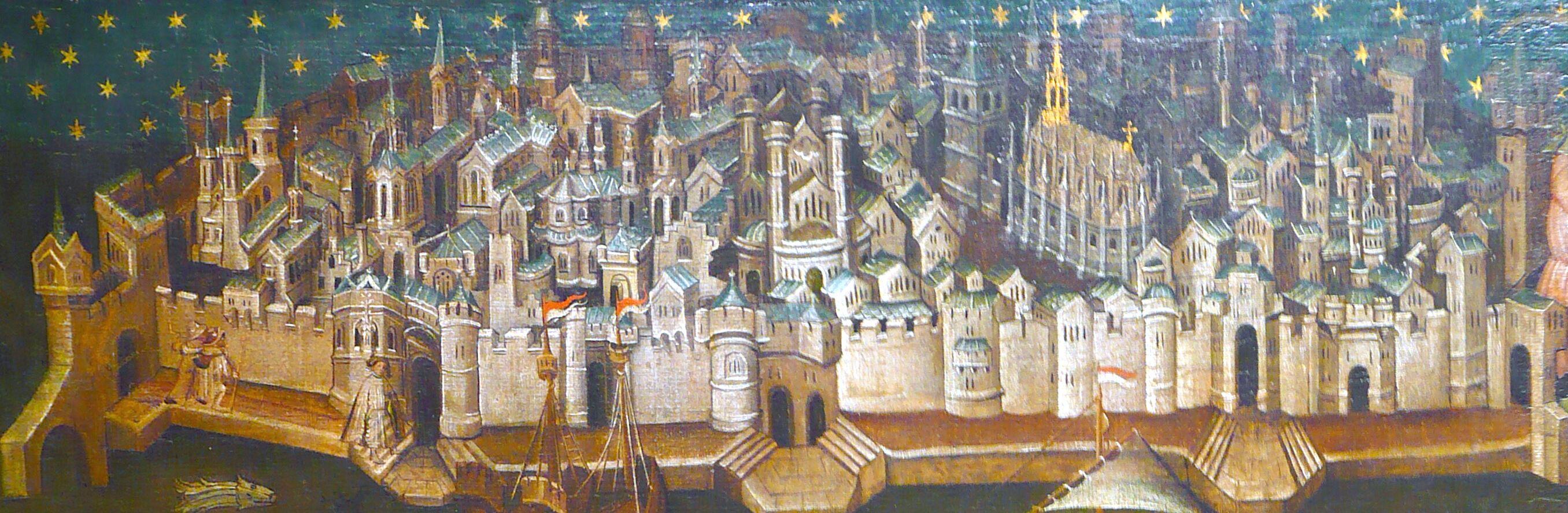 Cologne in 1411.