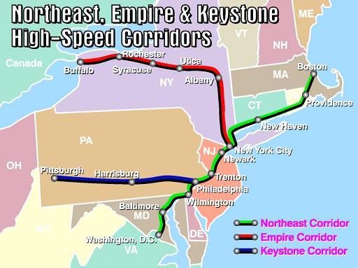 Keystone Corridor - Wikipedia