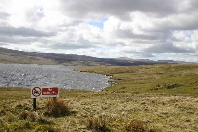 Cow Green Reservoir - geograph.org.uk - 73995
