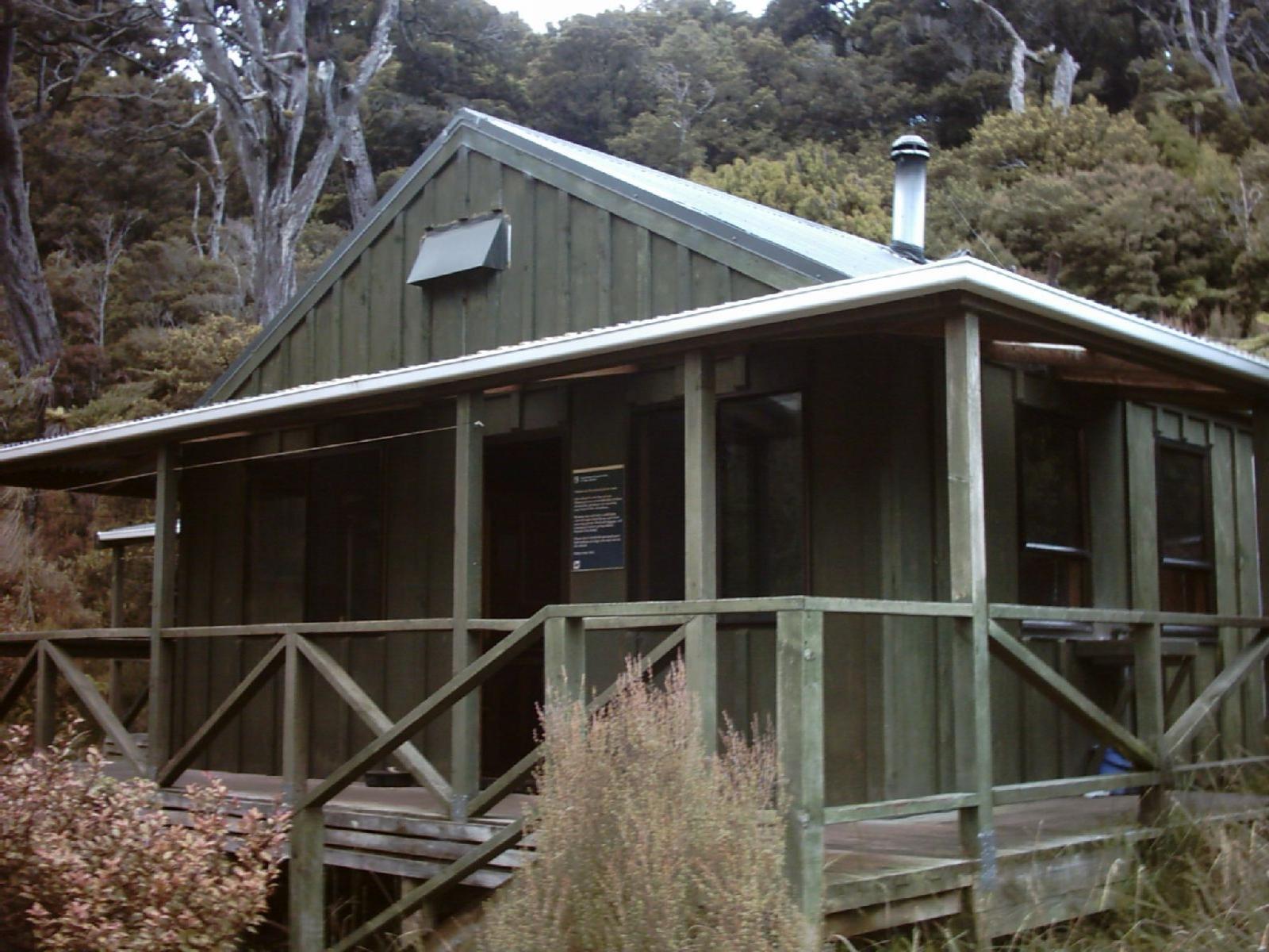 North Arm Hut Stewart Island