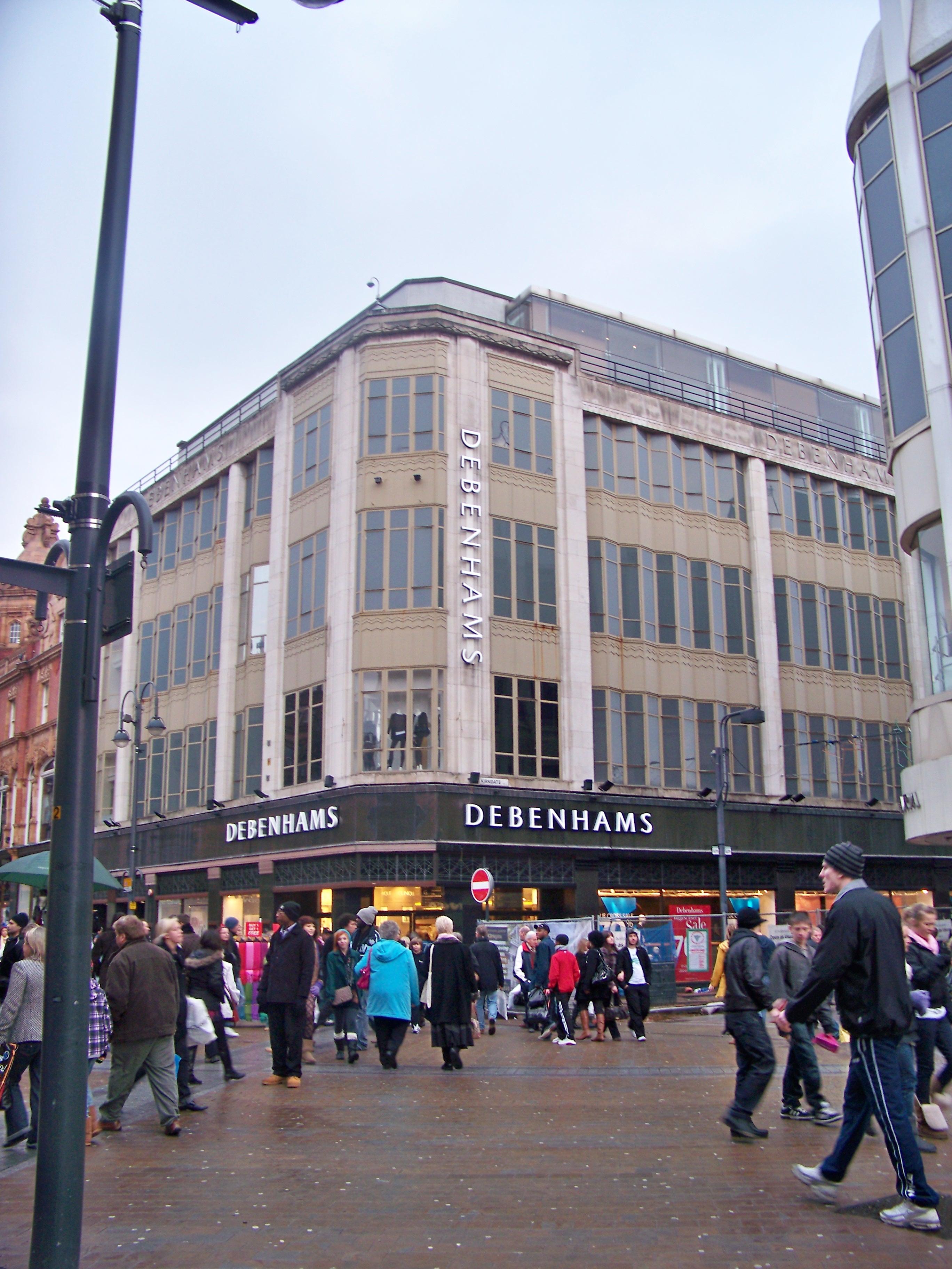 Image Result For Debenhams Leeds