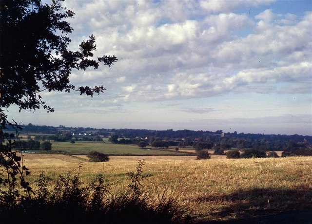 Dedham Vale from near East Bergholt - geograph.org.uk - 1468547