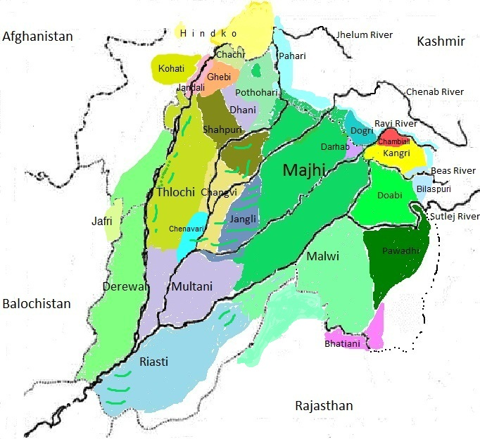 Dialects of Punjabi - Dera Ghazi Khan
