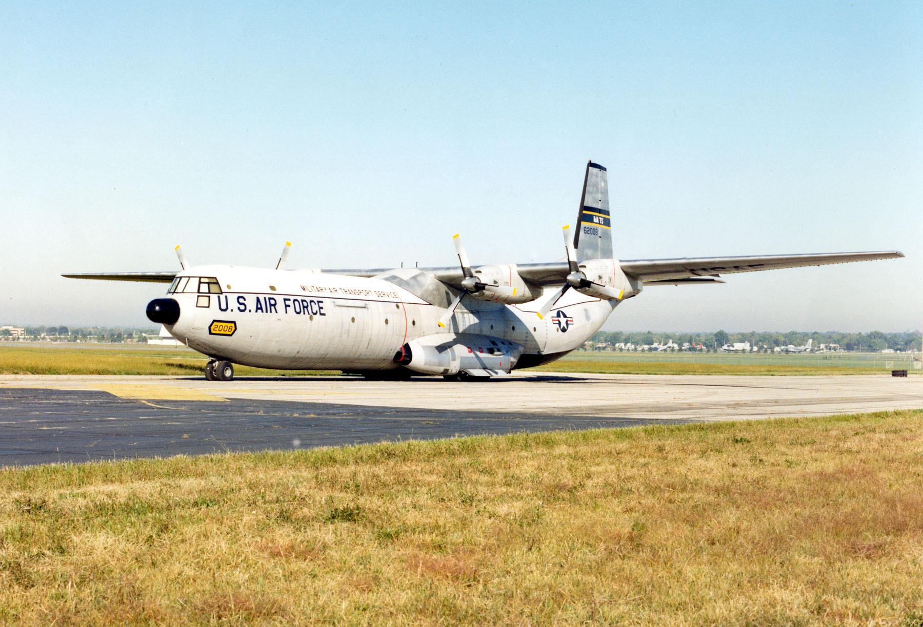 Preserved C-133A