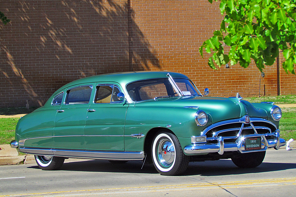 1951 hudson hornet blog - Voiture the cars ...