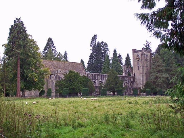 Dunkeld Cathedral - geograph.org.uk - 1505929