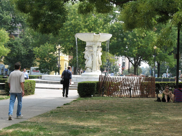 English: Photo of Dupont Circle
