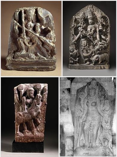 Devi Mahatmya - Wikipedia