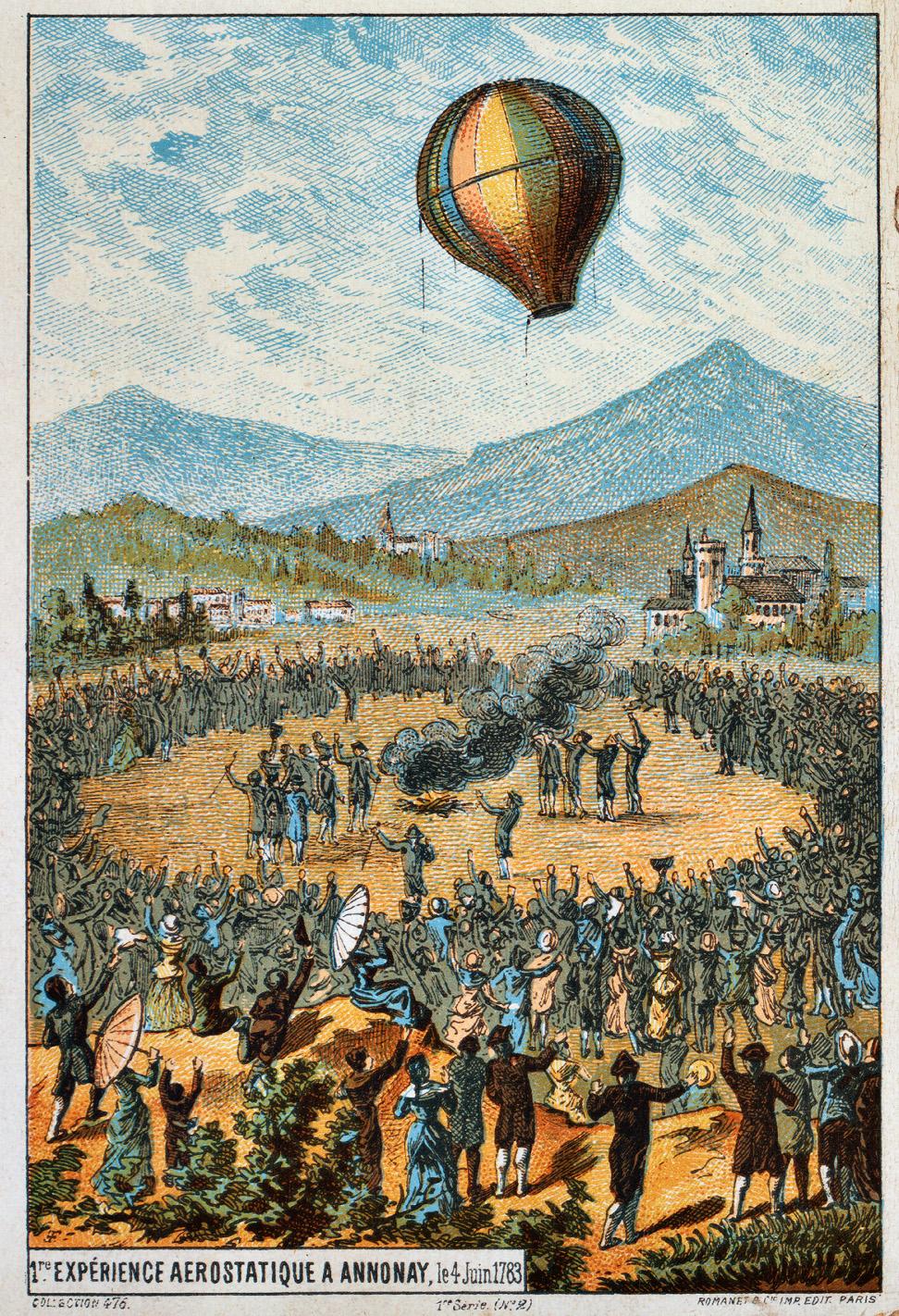 air balloon hot First